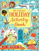 Holiday Activity Book by Usborne